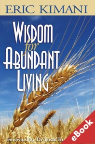 Wisdom For Abundant Living – ebook