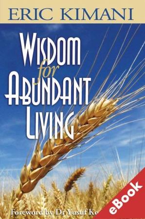 Wisdom For Abundant Living – ebook