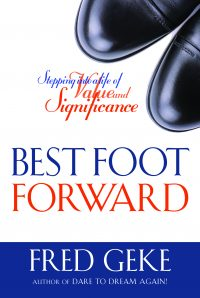 best foot foward