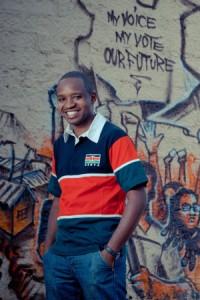 Boniface Mwangi - Image from bonifacemwangi.com