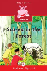 Scared in the Forest