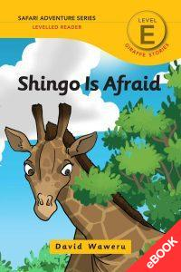 Shingo Is Afraid – Ebook